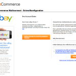 xt:Commerce 4.1 Update - xt:Commerce Multiconnect - Schnellkonfiguration